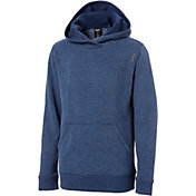 Reebok Boys' Cotton Fleece Heather Hoodie