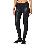 Reebok Women's Cold Compression Camo Foil Ankle Tights