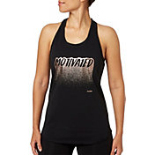 Reebok Women's Racerback Graphic Tank Top