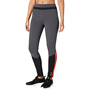 Reebok Women's High Waist Heather Novelty Tights