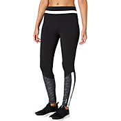 Reebok Women's High Waist Novelty Tights
