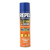 Repel Permethrin Clothing and Gear Insect Repellent 6.5 oz. Spray