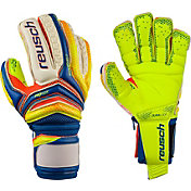 Reusch Adult Serathor Supreme G2 Ortho-Tec Soccer Goalkeeper Gloves