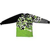 Reusch Youth Camo Soccer Goalkeeper Jersey