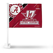 Rico 2017 National Champions Alabama Crimson Tide Car Flag