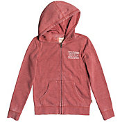 Roxy Girls' Be The Overflow Hola Beachachas Full Zip Hoodie