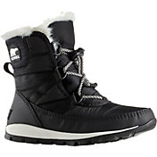 SOREL Kids' Whitney Short Lace 200g Waterproof Winter Boots