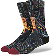 Stance Cleveland Cavaliers LeBron James Sketchbook Crew Socks