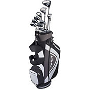 Top Flite 2018 XL 13-Piece Complete Set – (Graphite) – Black/Grey