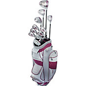 Top Flite Women's 2017 Tour 17-Piece Complete Set – (Graphite)