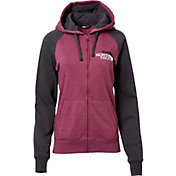 The North Face Women's Baseball Blocked Full Zip Hoodie