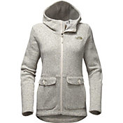 The North Face Women's Crescent Parka Sweater Fleece Jacket - Past Season
