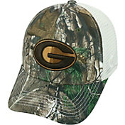 Top of the World Men's Georgia Bulldogs Realtree Xtra Yonder Adjustable Snapback Hat