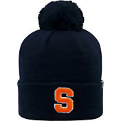 Top of the World Men's Syracuse Orange Orange Pom Knit Beanie