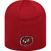 Top of the World Men's Temple Owls Cherry TOW Classic Knit Beanie