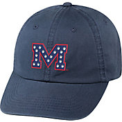 Top of the World Women's Ole Miss Rebels Red Radiant Adjustable Hat