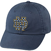 Top of the World Women's Notre Dame Fighting Irish Navy Radiant Adjustable Hat