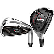 TaylorMade M4 Rescue/Irons – (Graphite/Steel)