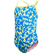 TYR Girls' Hide and Seek Swimsuit
