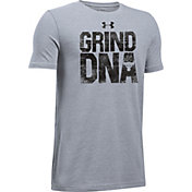 Under Armour Boys' Project Rock Grind DNA Graphic T-Shirt