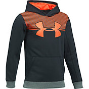 Under Armour Boys' Threadborne Fleece Blocked Hoodie