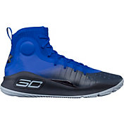 Under Armour Men's Curry 4 Basketball Shoes
