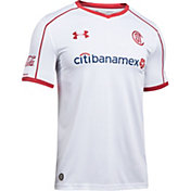 Under Armour Men's Deportivo Toluca FC 17/18 Away Stadium Jersey