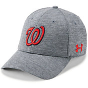 Under Armour Men's Washington Nationals Twist Tech Adjustable Snapback Hat
