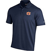 Under Armour Men's Auburn Tigers Blue Performance Polo