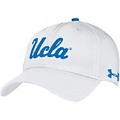 Under Armour Men's UCLA Bruins White Renegade Adjustable Hat