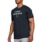 Under Armour Men's Project Rock Chase Greatness Graphic T-Shirt