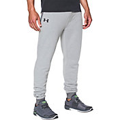 Under Armour Men's Threadborne Fleece Stacked Jogger Pants