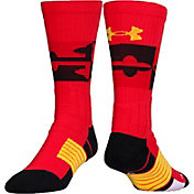 Under Armour Unrivaled Maryland Crew Socks