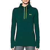 Under Armour Women's Featherweight Fleece Slouchy Funnel Neck Sweatshirt