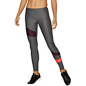 Under Armour Women's HeatGear Armour Colorblocked Capris Leggings