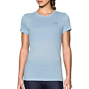 Under Armour Women's Threadborne Train Hex Print T-Shirt