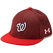 Under Armour Youth Washington Nationals Twist Knit Adjustable Snapback Hat