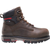 Wolverine Men's Nation 6'' Durashock 400g Insulated Composite Toe Work Boots