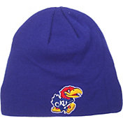 Zephyr Men's Kansas Jayhawks Blue Edge Beanie
