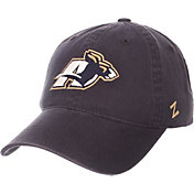 Zephyr Men's Akron Zips Navy Scholarship Adjustable Hat