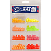 Zak Tackle Salmon Roe Beads Variety Pack