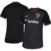 adidas Men's DC United Primary Authentic Jersey
