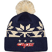 adidas Men's 2018 Stadium Series Washington Capitals Cuffed Knit Beanie