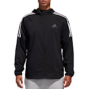 adidas Men's Sport Id 3-Stripe Windbreaker Jacket
