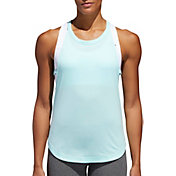 adidas Women's Outline Cut Out Tank Top