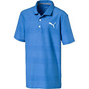 PUMA Boys' Aston Jr Golf Polo