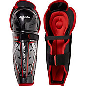CCM Junior Jetspeed Edge Ice Hockey Shin Guards