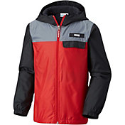 Columbia Boy's Mountain Side Lined Windbreaker