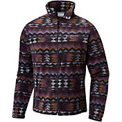Columbia Men's Steens Mountain Print Fleece Jacket