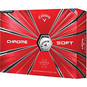 Callaway 2018 Chrome Soft Personalized Golf Balls